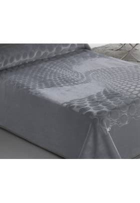 Плед Mora (Испания) SERENA 413 06 gris