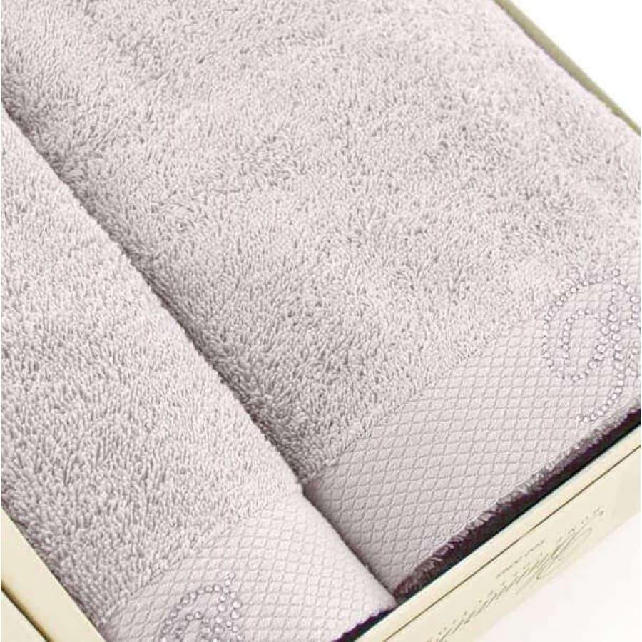 Набор полотенец Blumarine BENESSERE серый