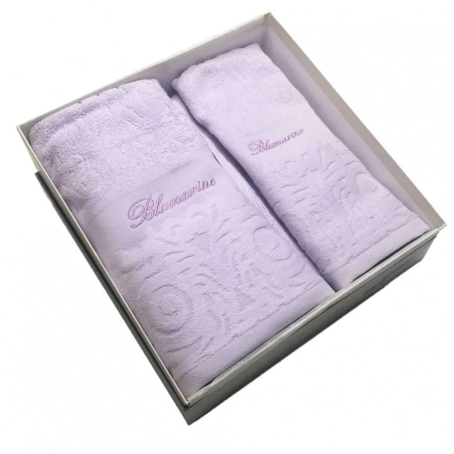 Элитное полотенце  Blumarine (Италия) KENDALL GLICINE