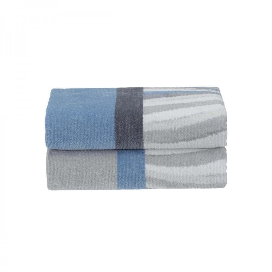 Полотенце Feiler (Германия) Wave blue