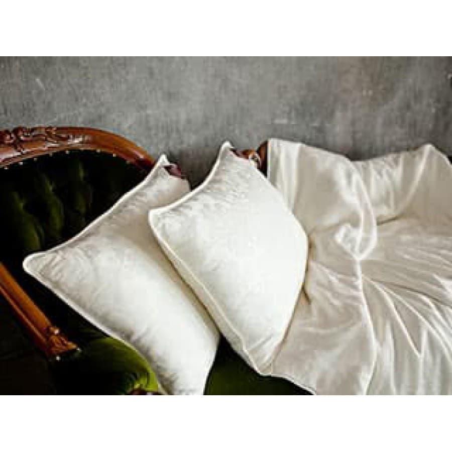 Подушка Luxury Silk Grass шелковая средняя