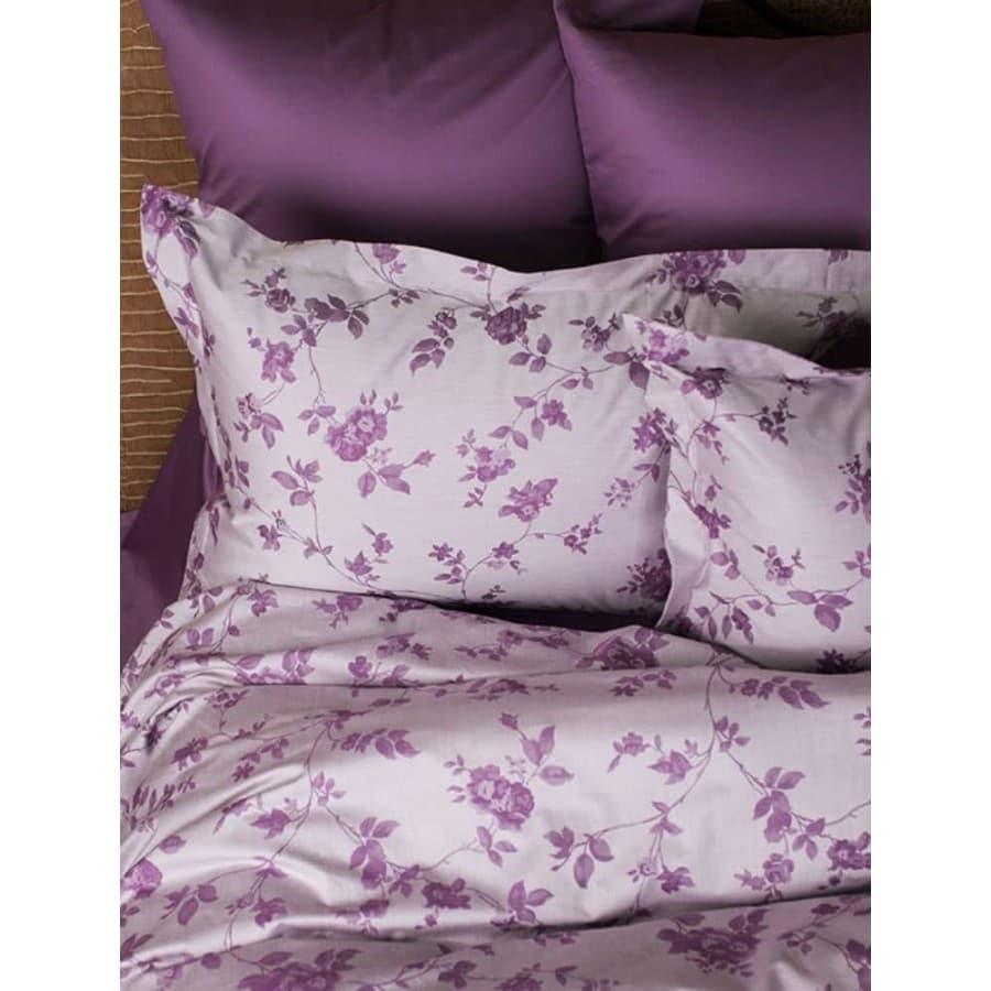 Постельное белье Австрия Lilac Palette Grass сатин-жаккард