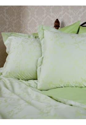 Постельное белье Австрия Lime Palette Grass сатин-жаккард