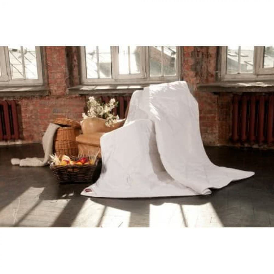 Одеяло Merino Wool Grass легкое шерстяное