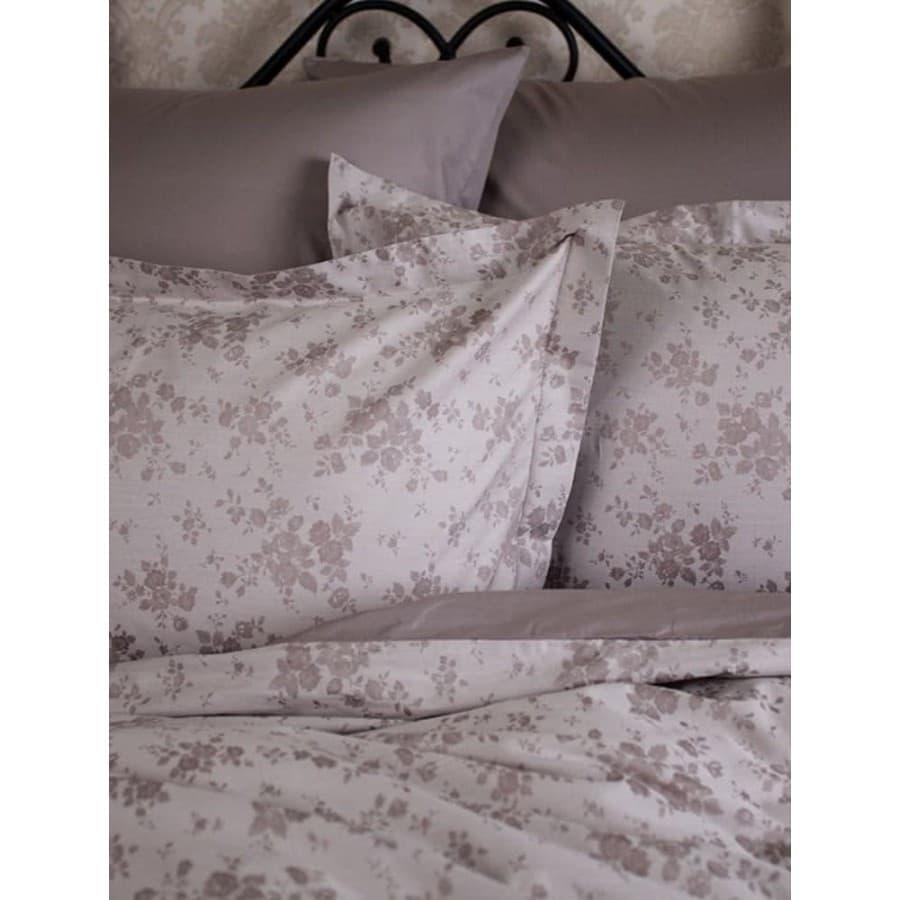 Постельное белье Австрия Silver Palette Grass сатин-жаккард