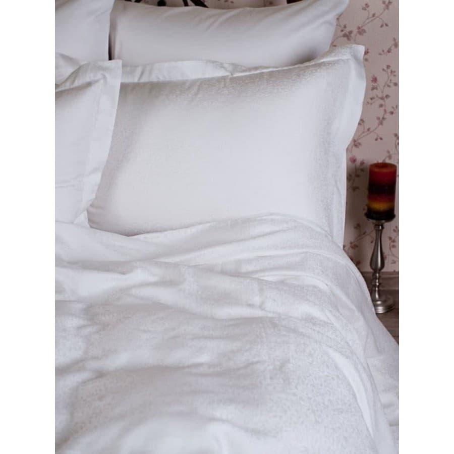 Постельное бельё Австрия White Palette Grass сатин-жаккард
