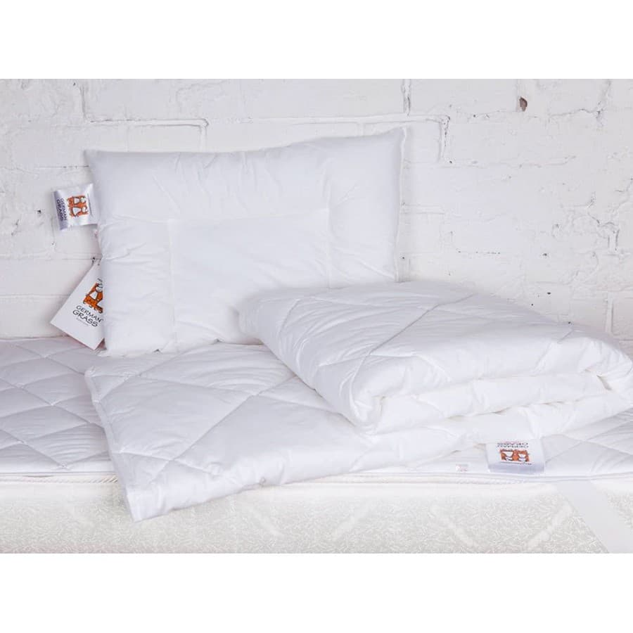 Комплект BABY 95C (подушка мягкая, одеяло всесезонное,наматрасник)