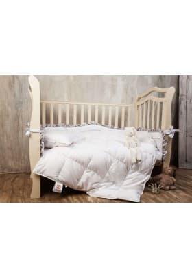 Комплект BABY SNOW GRASS (подушка, одеяло кассетное)