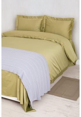 Постельное белье Luxberry Daily bedding оливковый