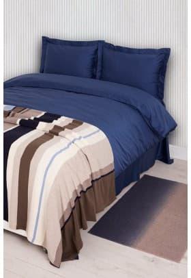Постельное белье Luxberry Daily bedding синий