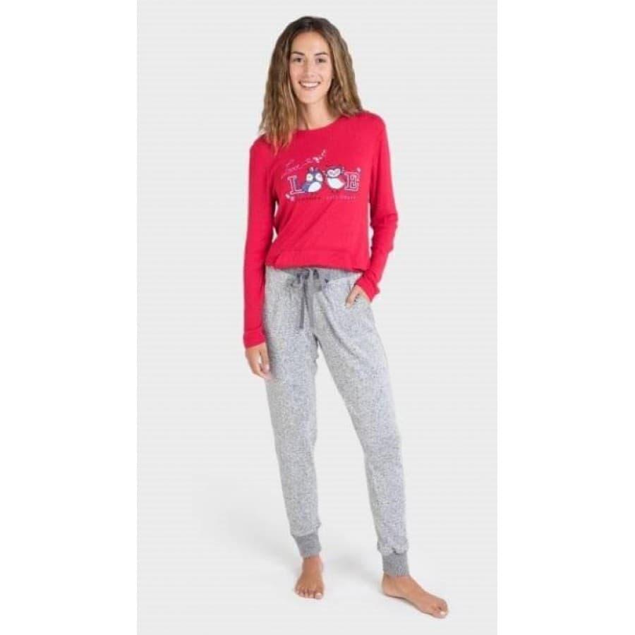 Пижама женская Massana 299 RED