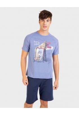 Пижама мужская Massana T04