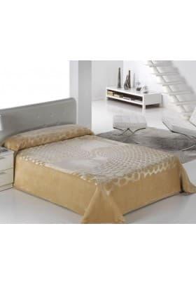Плед Mora (Испания) SERENA G18 02 beige