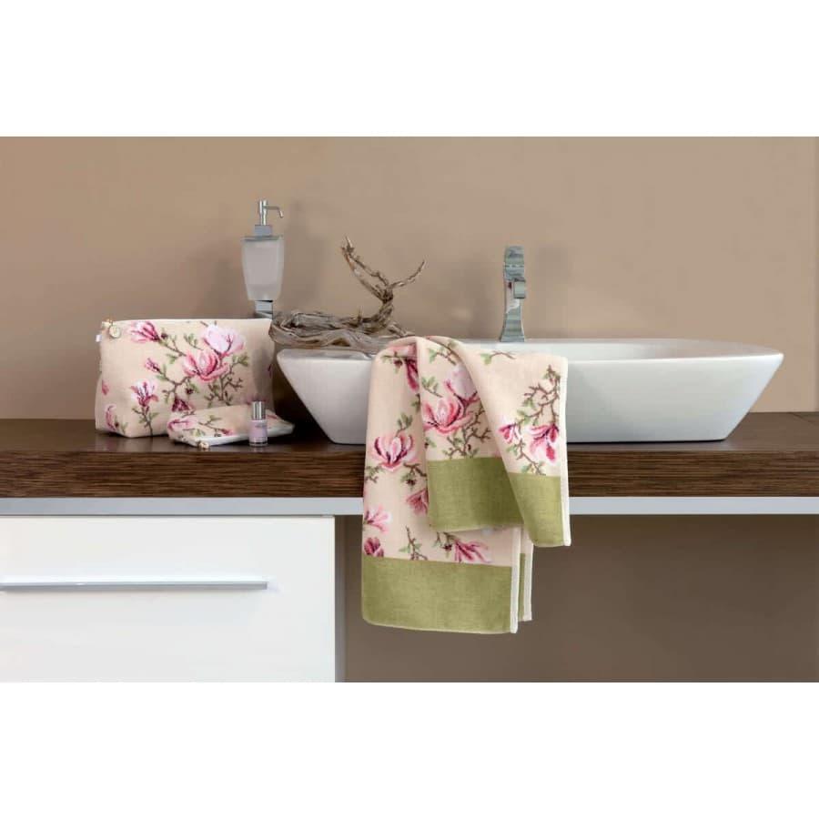 Полотенце Feiler (Германия)  Magnolie beige для ванны