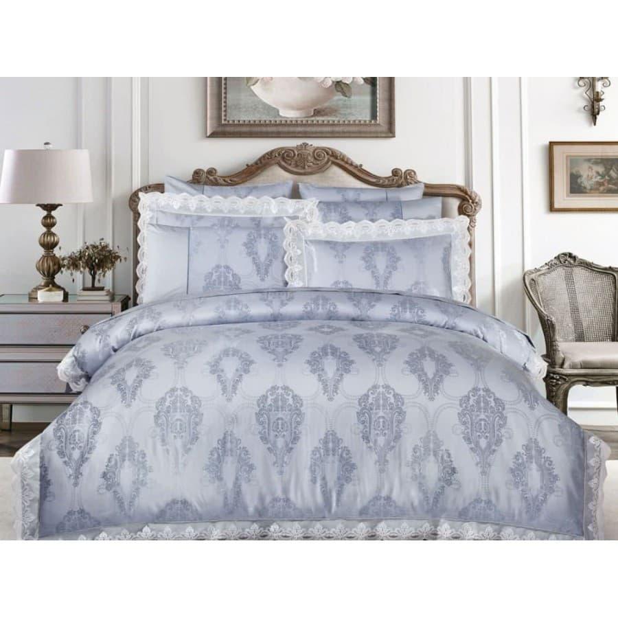 Комплект постельное белье жаккард  Asabella 103