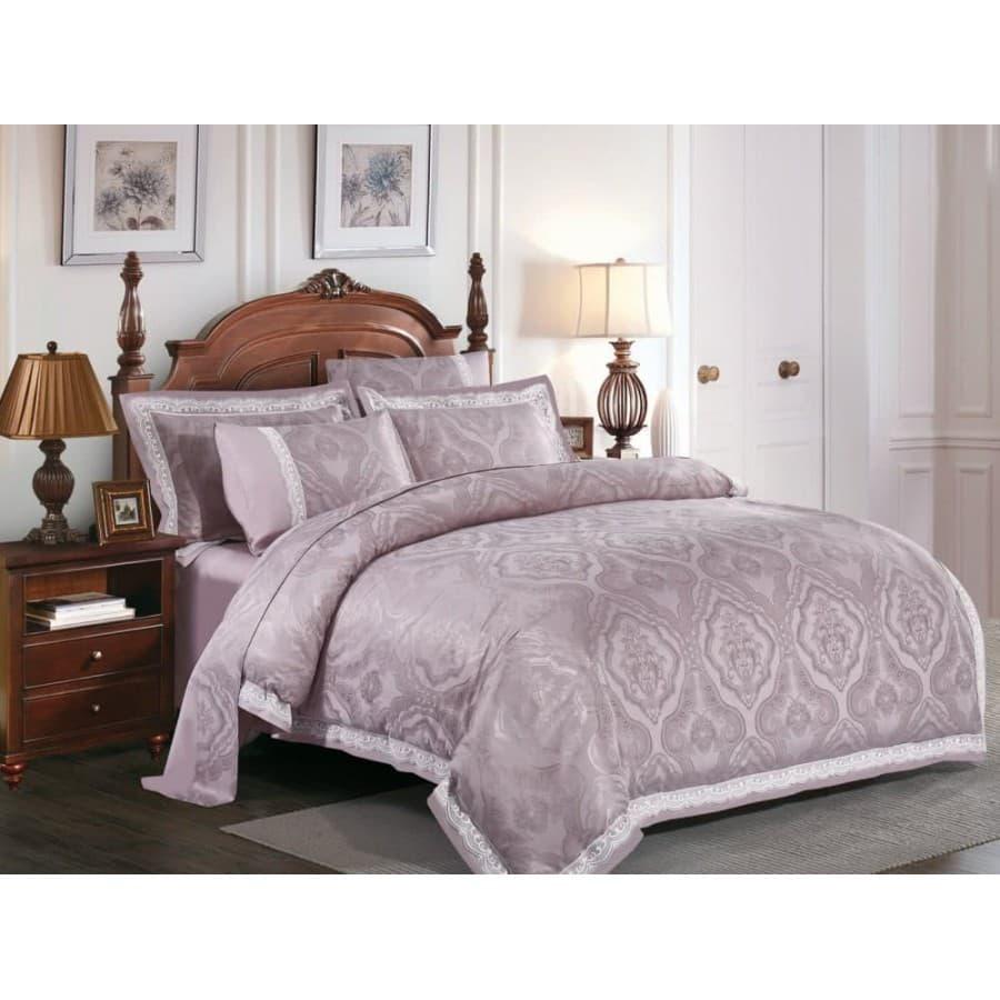 Комплект постельное белье жаккард Asabella 104
