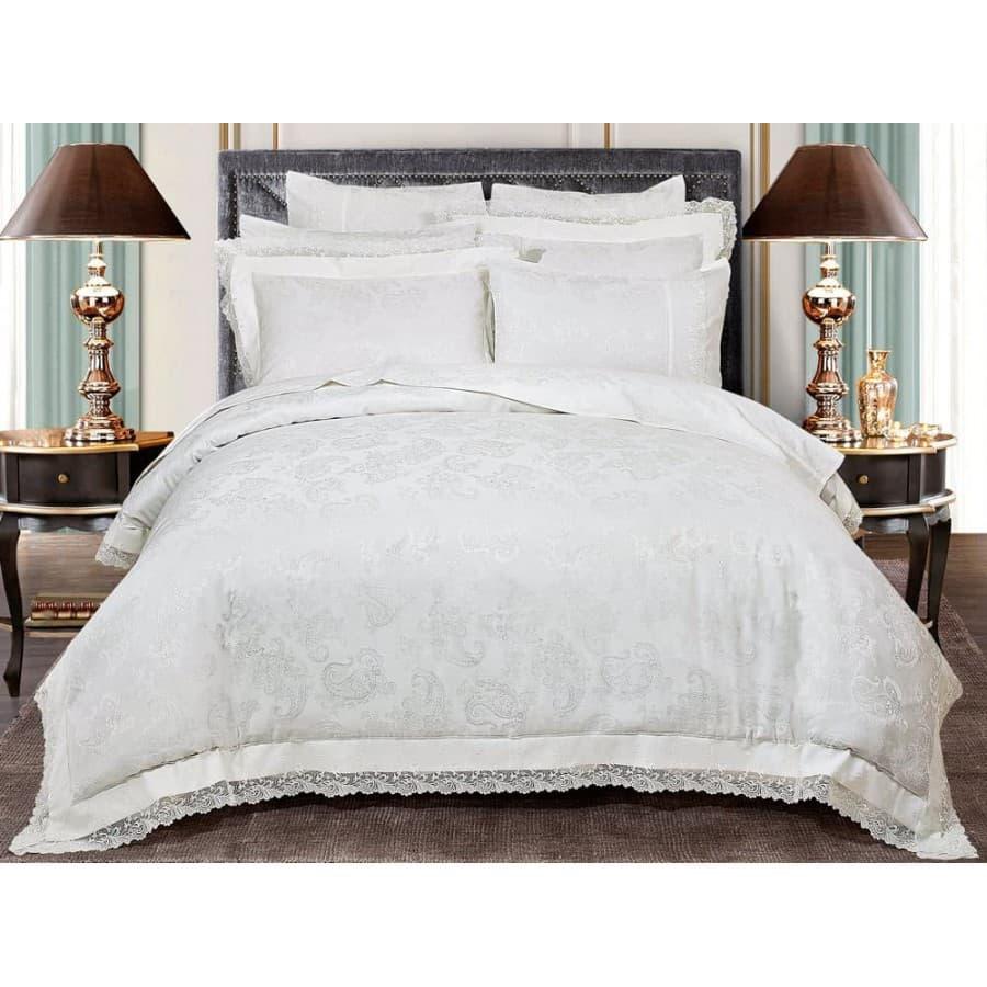 Комплект постельное белье жаккард Asabella 469.