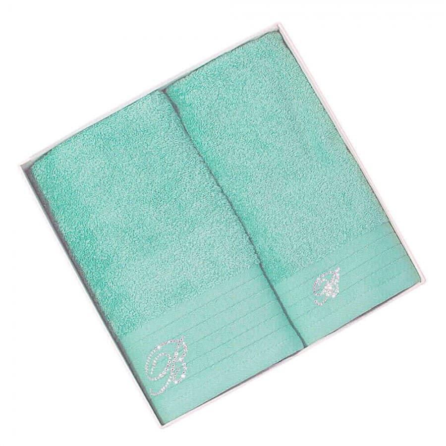 Махровые полотенца Blumarine (Италия) Arctic 2 шт.