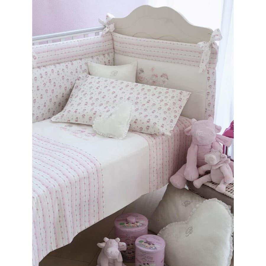 Детское постельное бельё Blumarine  Ballerine Pink