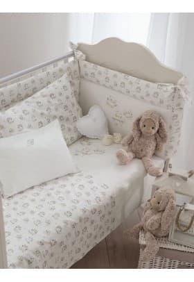 Детское постельное бельё Blumarine Gufetti Yellow