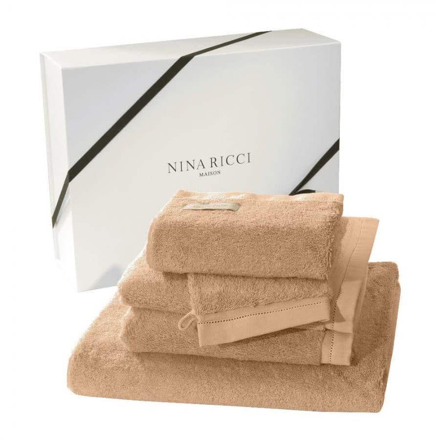 Набор полотенец Nina Ricci (Франция) 5 шт. Aurore