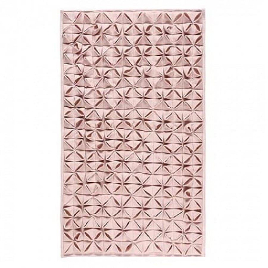 Коврик для ванной Aquanova ORIGAMI light pink