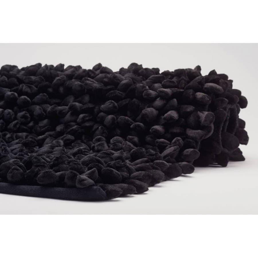 Коврик для ванной Aquanova ROCCA black