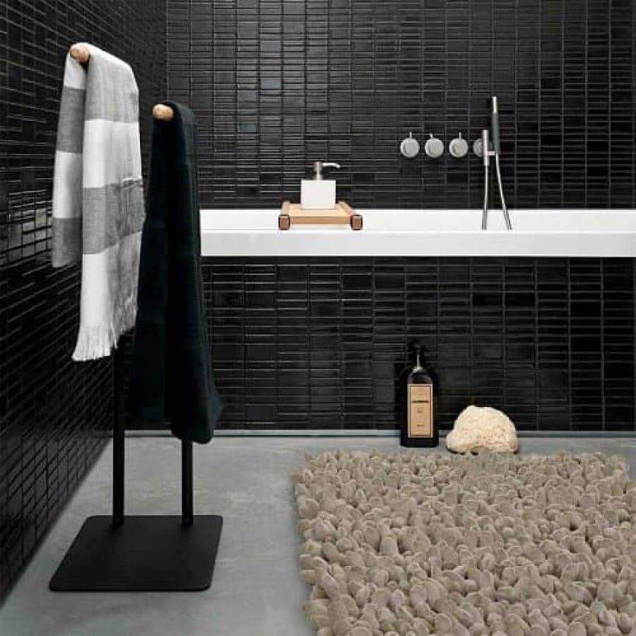 Коврик для ванной Aquanova ROCCA linen
