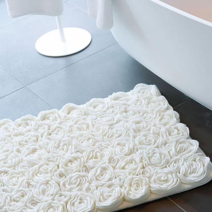 Коврик для ванной Aquanova ROSE ivory