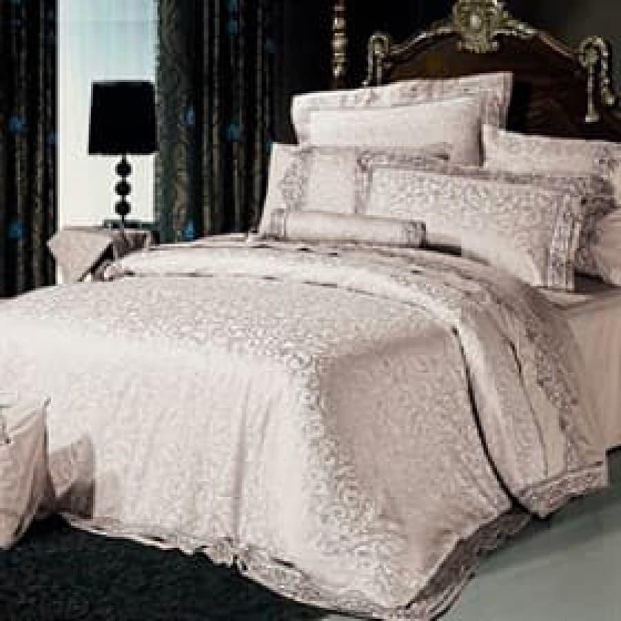 Комплект постельное белье жаккард  Asabella 591.