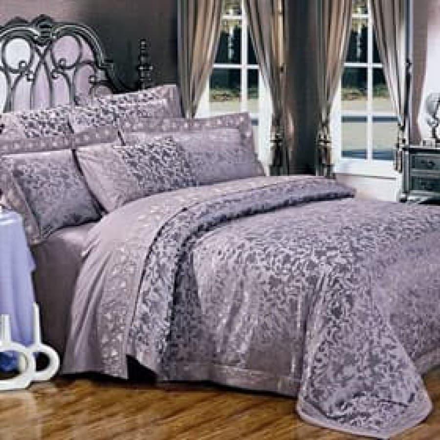 Комплект постельное белье жаккард Asabella 618.