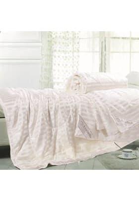 Одеяло шелковое Asabella в шелке.