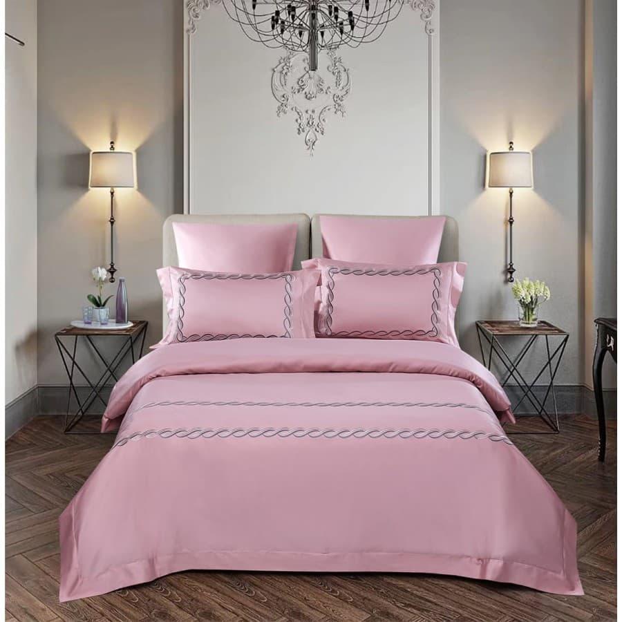 Комплект постельного белья мако-сатин ASABELLA 1039.
