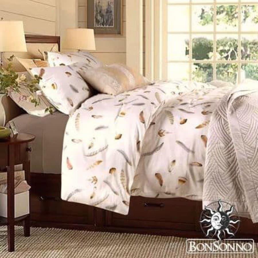 Комплект постельного белья мако-сатин  Bonsonno Capri.