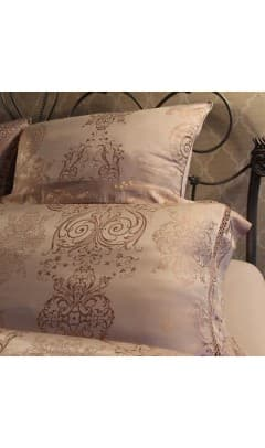 Комплект постельного белья шелк Bonsonno LOUIS