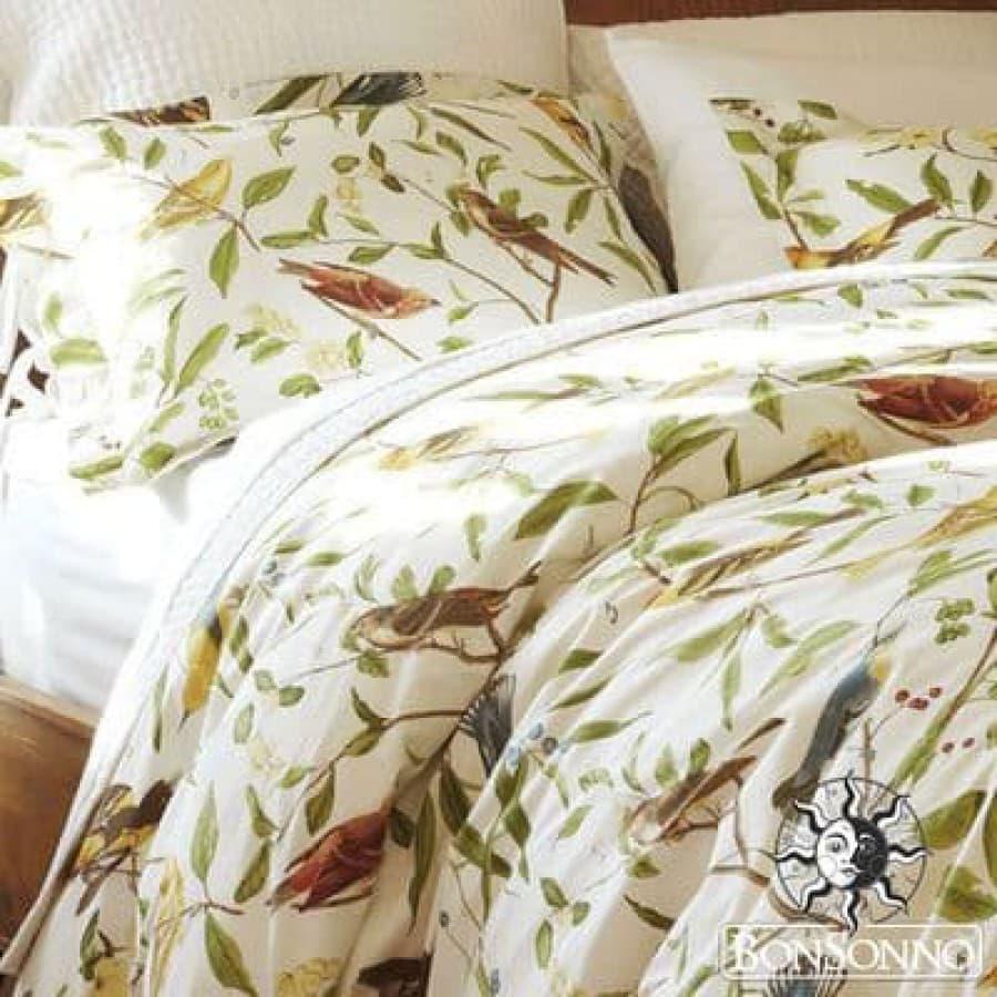 Комплект постельного белья мако-сатин  Bonsonno Portofino.