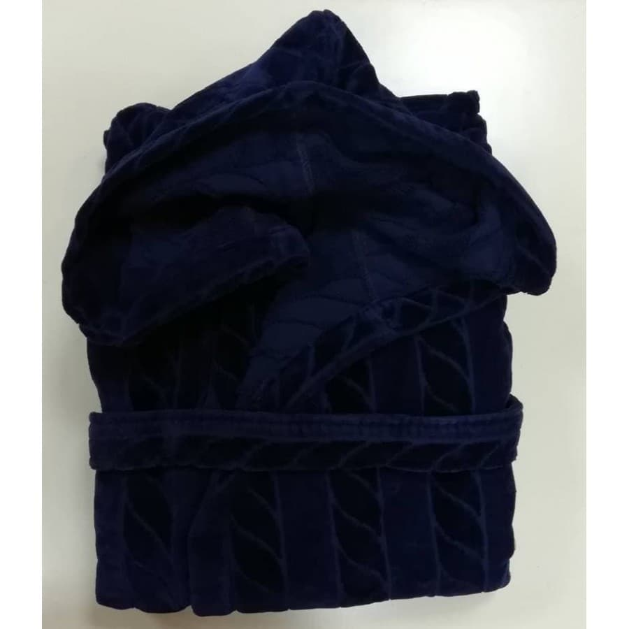 Халат мужской Carrara GIN blue