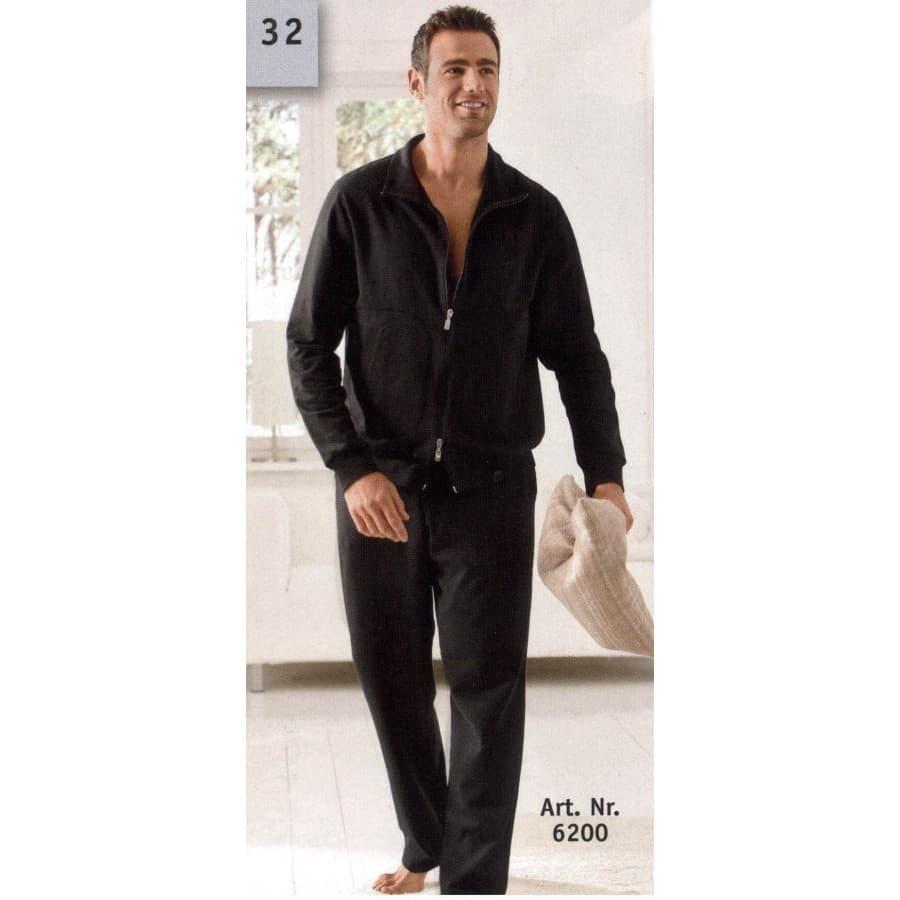 Одежда для дома мужская Bugatti Джиованни черная