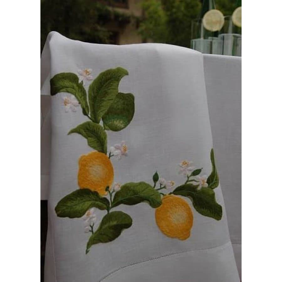 Скатерть Eri Textiles Германия LEMON 170х270