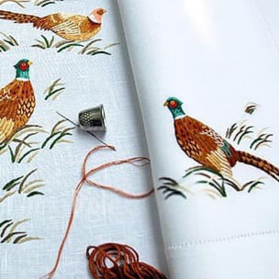 Скатерть Eri Textiles Германия PHEASANT 170х270