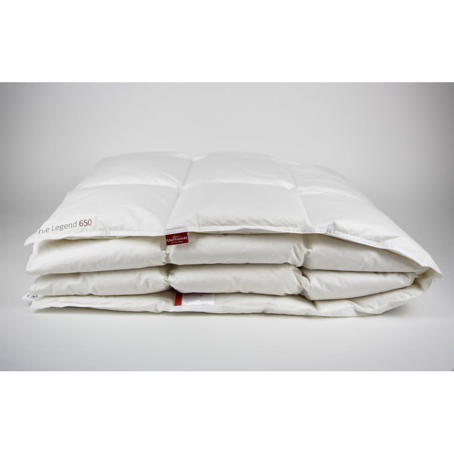 Одеяло пуховое легкое Kauffmann Legend 650