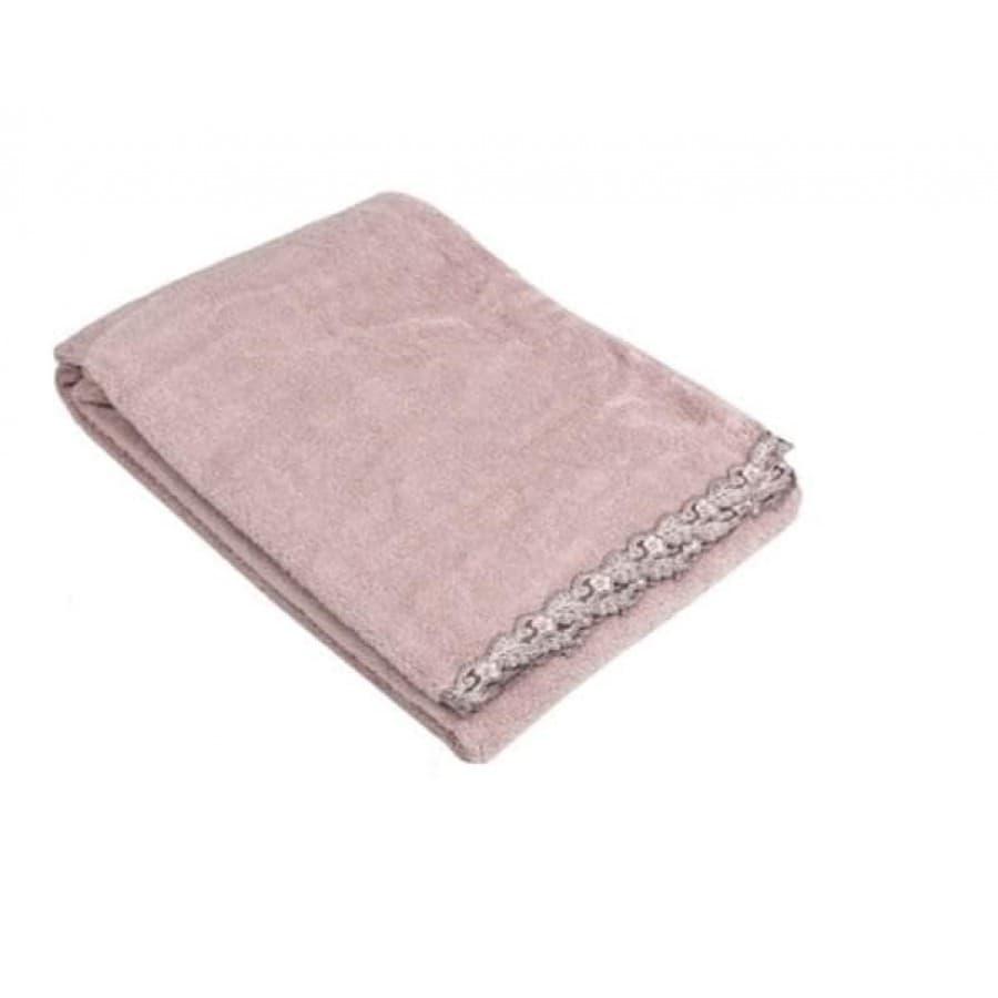 Набор полотенец La Perla PETIT MAISON розовое
