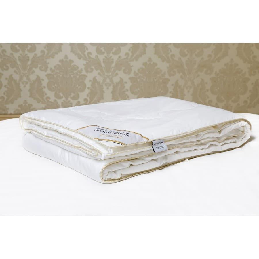 Одеяло шелковое LUXE Dream Premium всесезонное