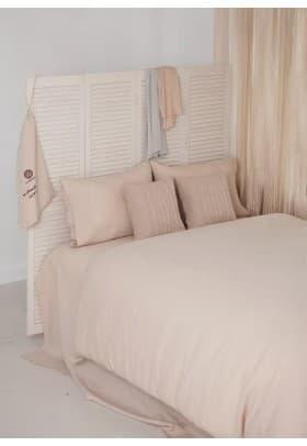 Постельное белье Luxberry Bedroom Line бежевое