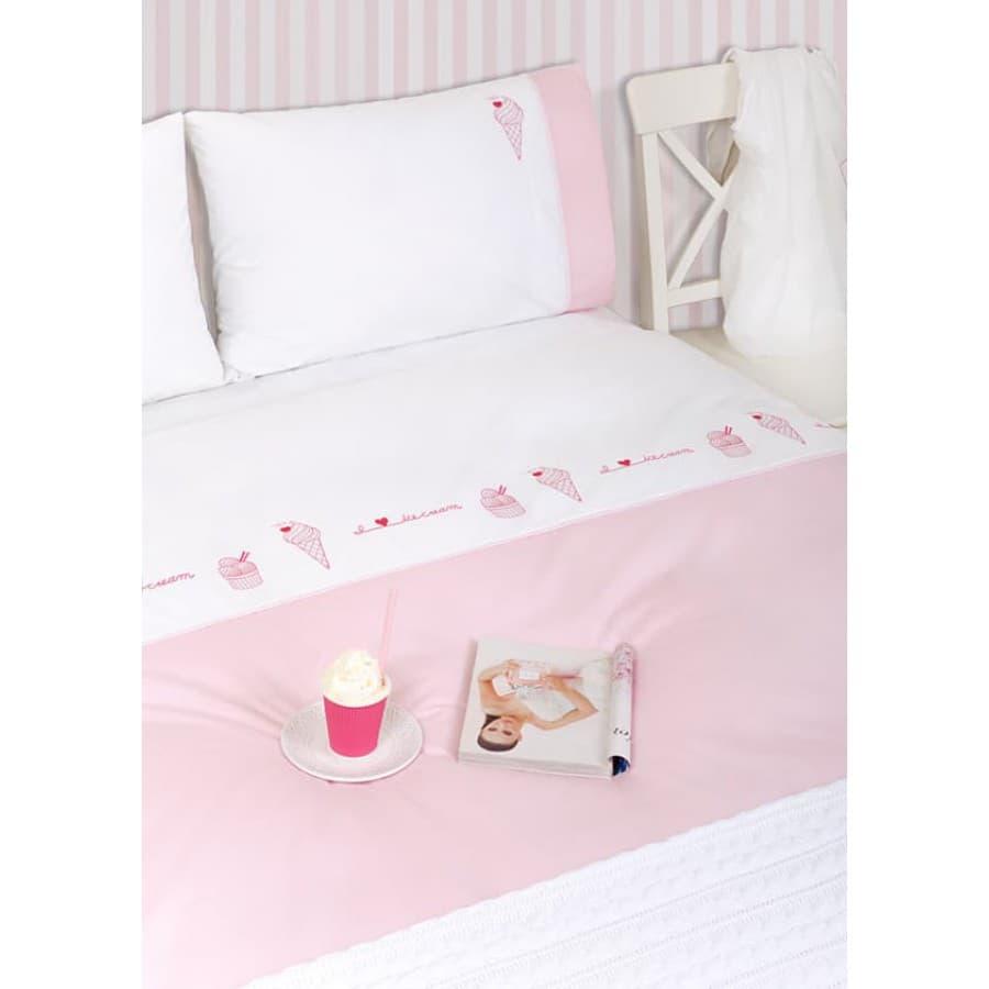 Комплект детского постельного белья Luxberry ICECREAM