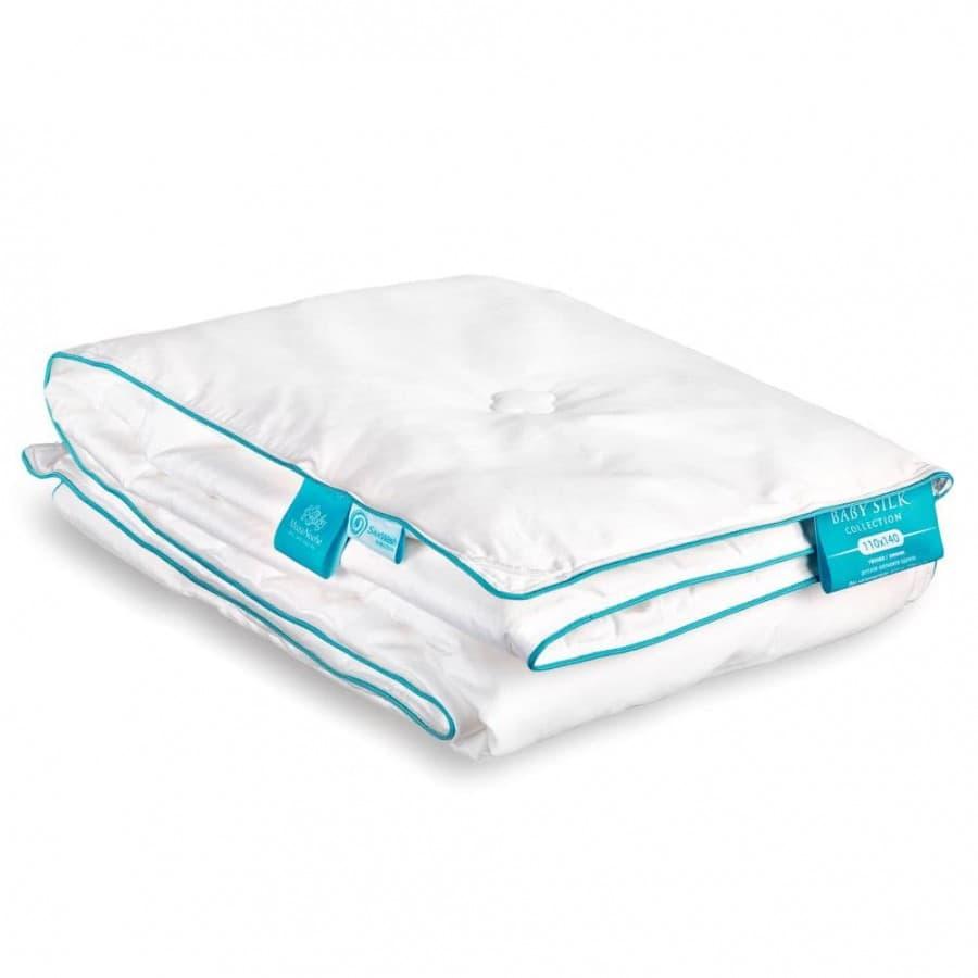 Детское одеяло шелковое BABY SILK легкое