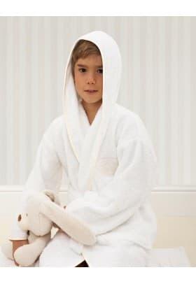 Махровый детский халат  Luxberry QUEEN
