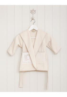 Махровый детский халат Luxberry СОВЯТА