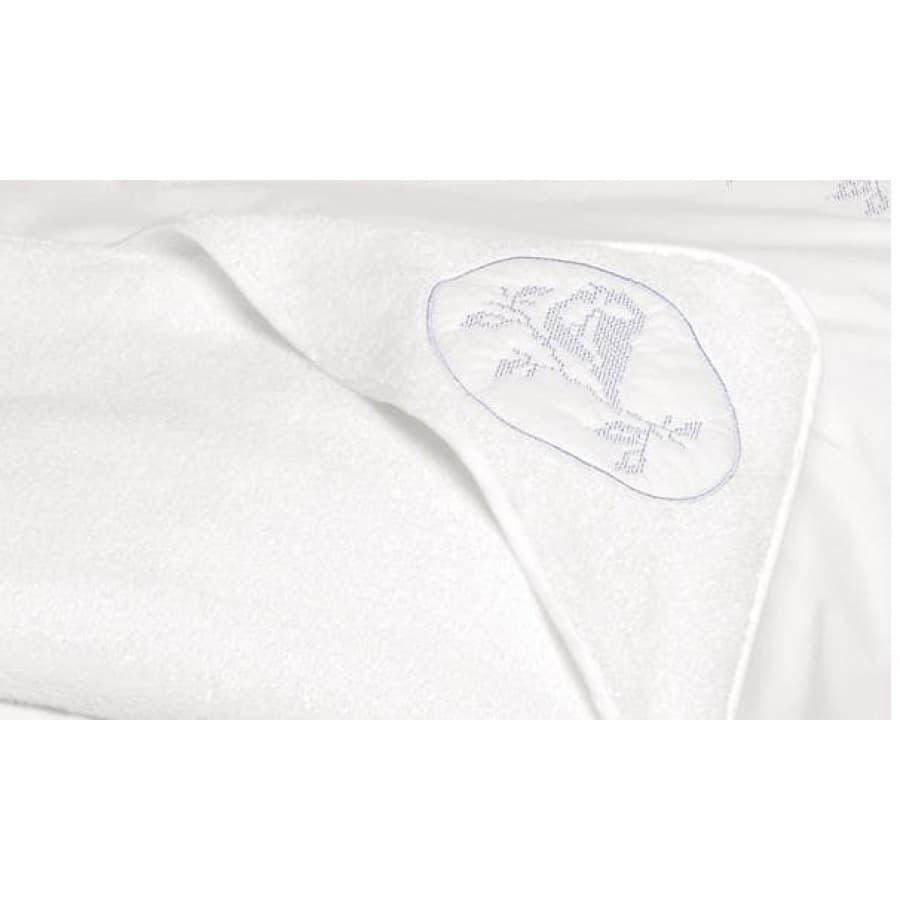 Полотенце с капюшоном для малышей Luxberry СИНИЧКИ