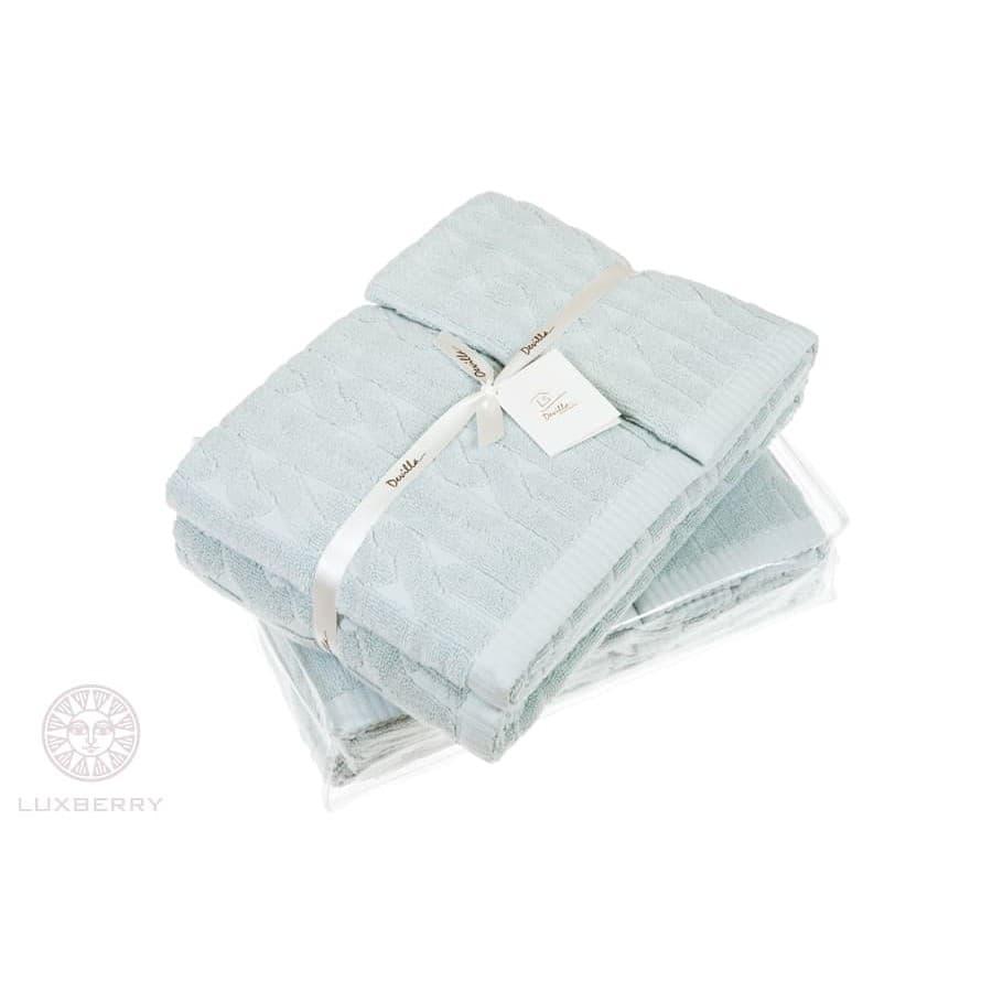 Комплект полотенец Luxberry IMPERIO (3 цвета)